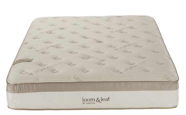 loom and leaf mattress