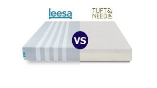 Leesa vs. Tuft and Needle Mattress Review