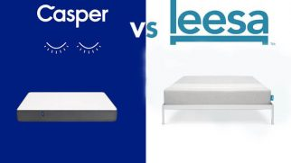 leesa vs casper mattress