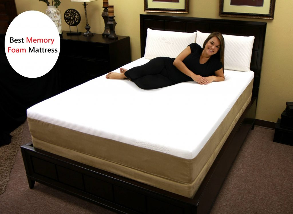 e0f55a527a71 TOP 8 Best Memory Foam Mattresses 2017-2018  For Side sleepers and ...