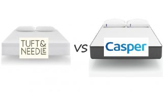 Tuft and Needle vs. Casper Mattress Review
