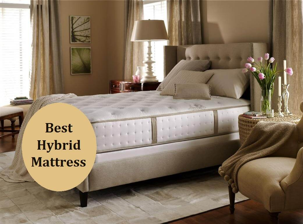The 7 Best Hybrid Mattresses In 2018 2019 Reviews And Er S Guide