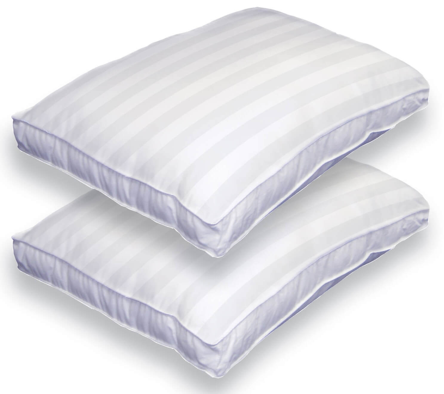 Gusset Gel Pillow by Sleep Restoration