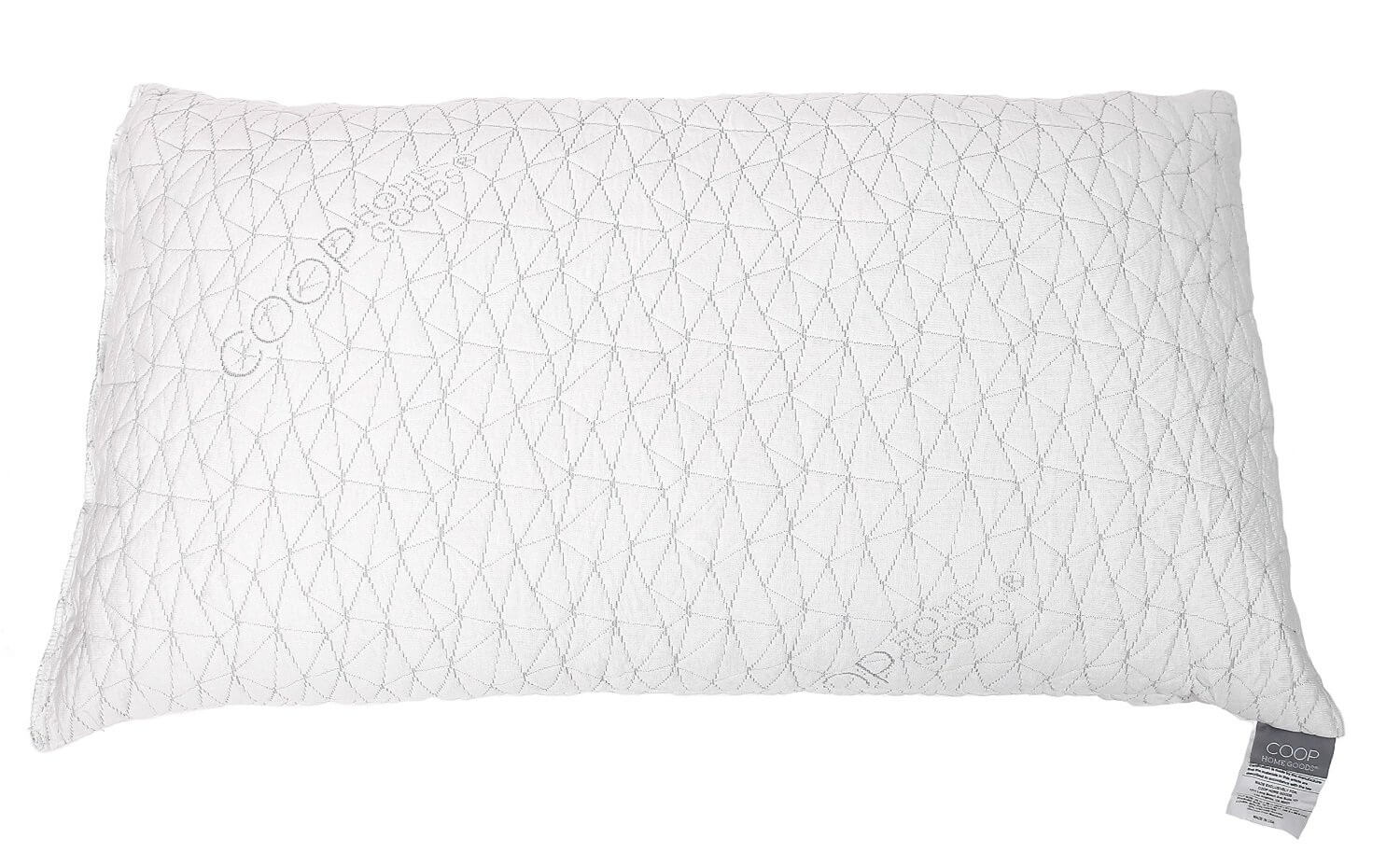 Premium Adjustable Memory Foam Pillow by Coop Home Goods