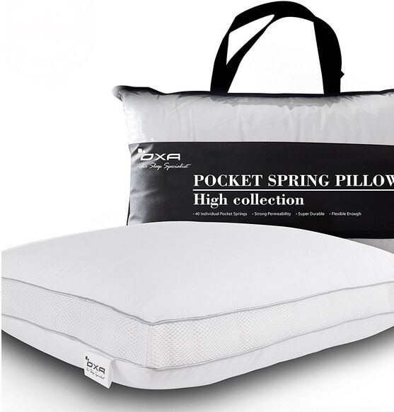 Spring Bed Pillow by OXA