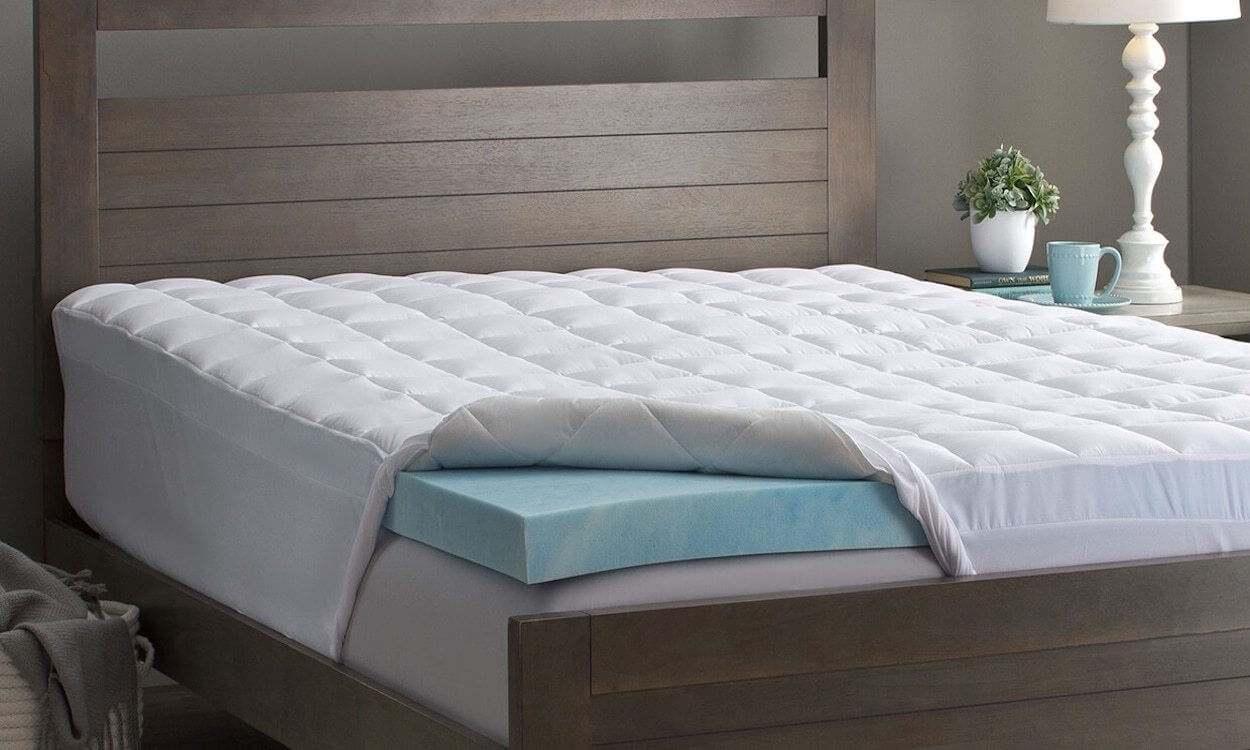 eLuxury Mattress Topper