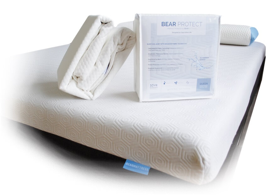 bear protect mattress protector