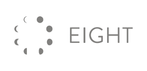 Eight Mattress logo