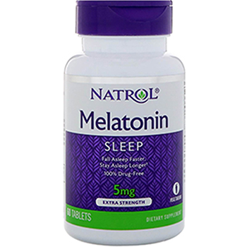 Melatonin-sleep