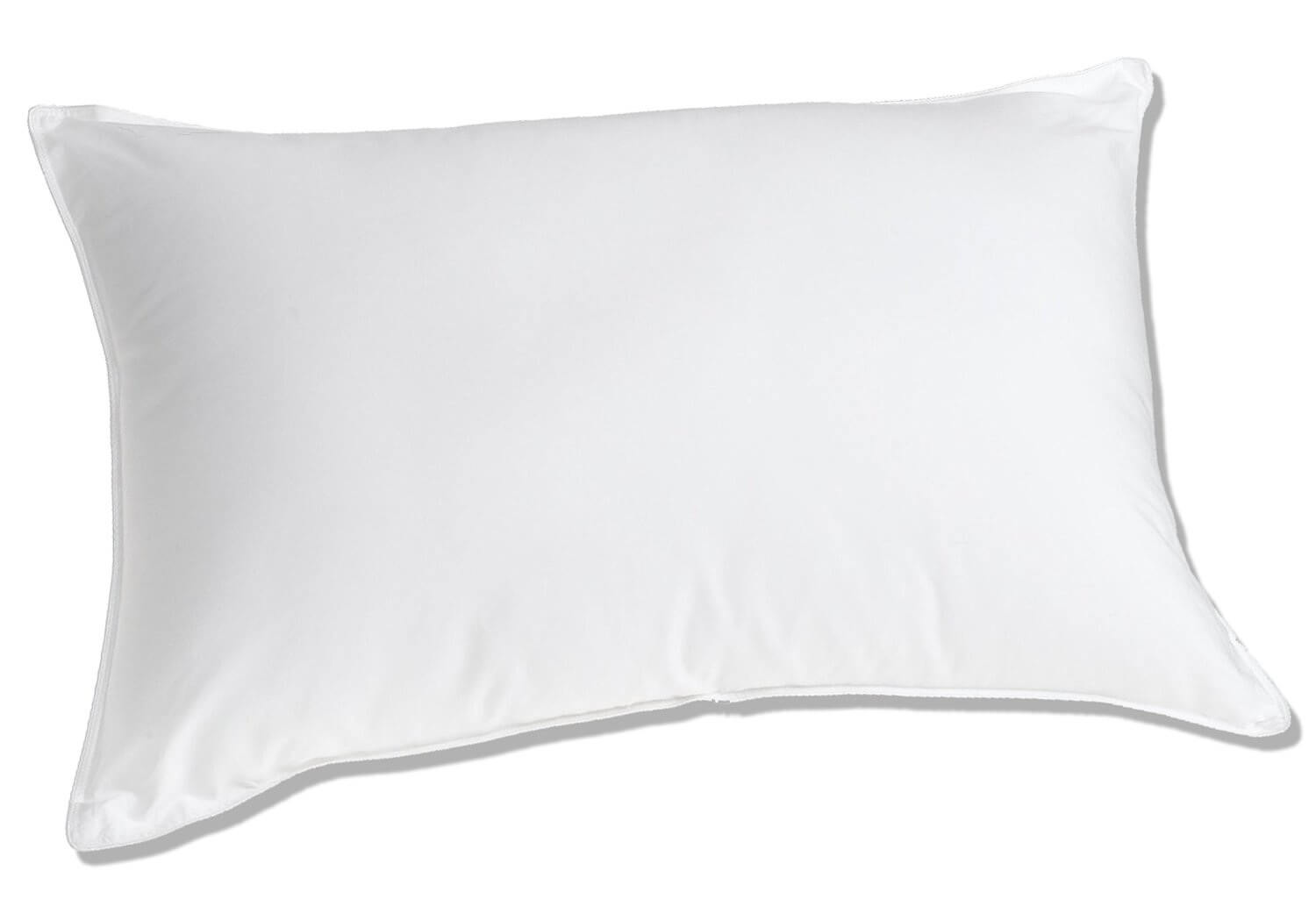 Premium 100% White Goose Down Pillow by Continental Bedding