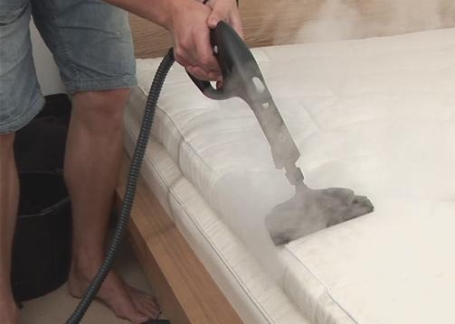 cleaning mattress