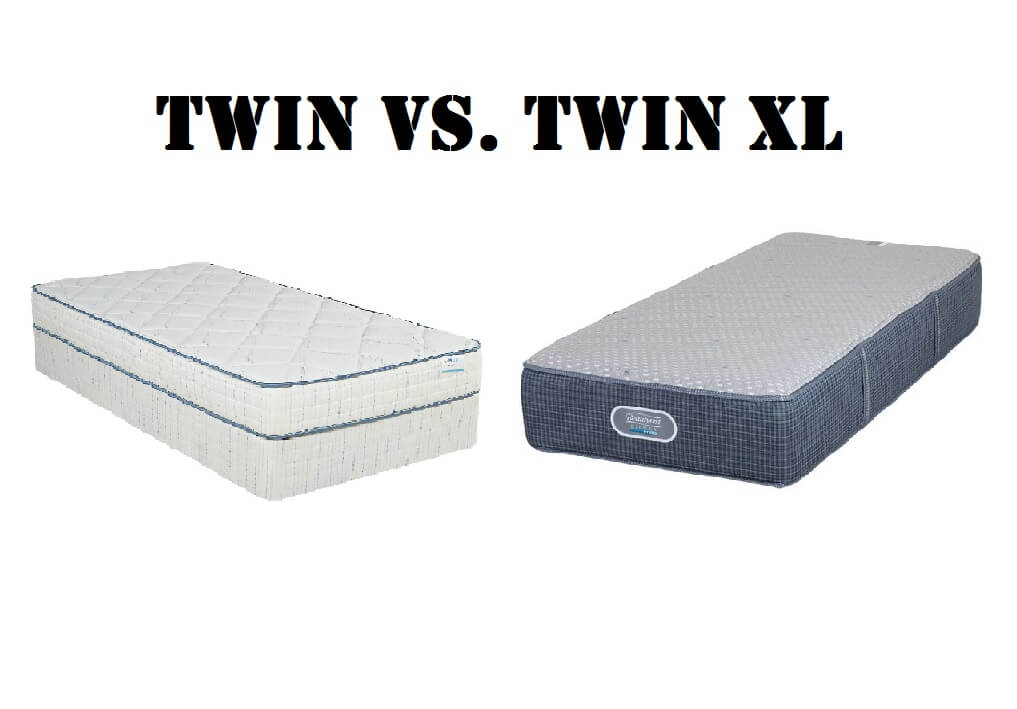 Twin vs. Twin XL Mattress Size