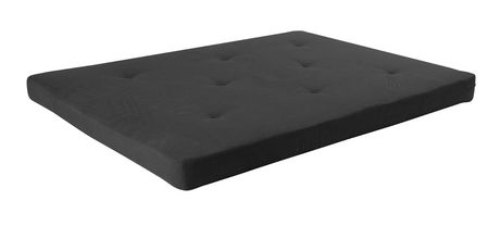 6-Inch Polyester Futon Mattress by DHP