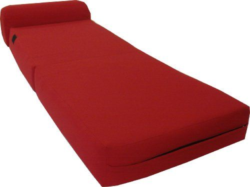 Chair Folding Foam Futon Bed by D&D Futon Furniture