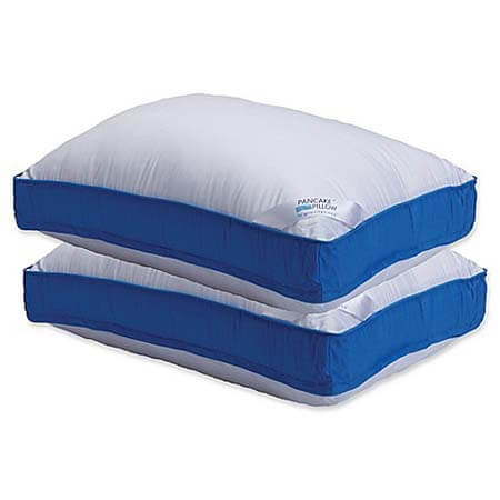 Top 6 Best Pillows For Stomach Sleepers In 2017 2018