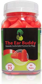 The Ear Buddy Earplugs