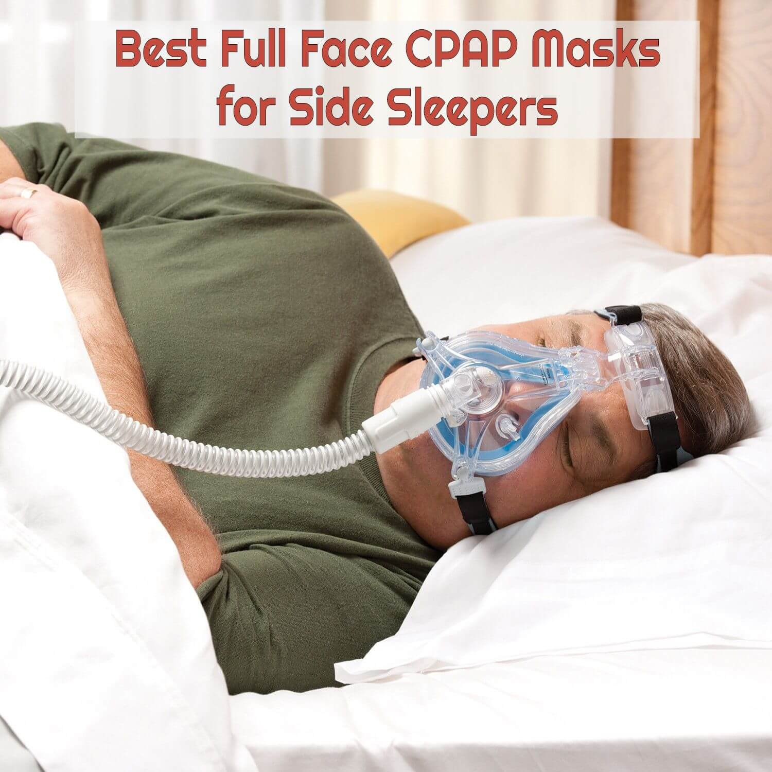 Best Full Face Cpap Masks For Side Sleepers