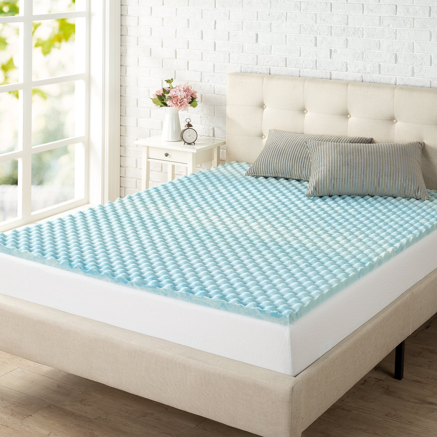 Best Cooling Mattress Toppers For Better Sleep