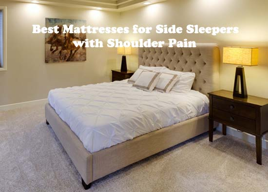Best Mattresses for Side Sleepers with Shoulder Pain
