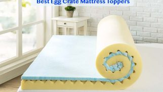 Best Egg Crate Mattress Toppers