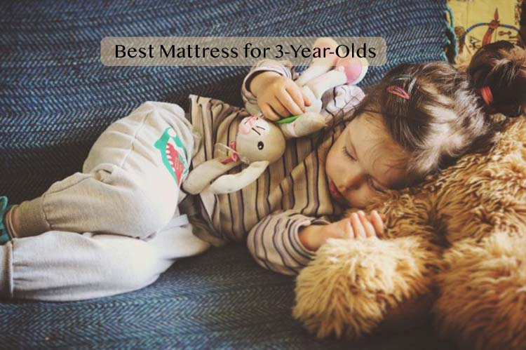 Best Mattress for 3-Year-Olds