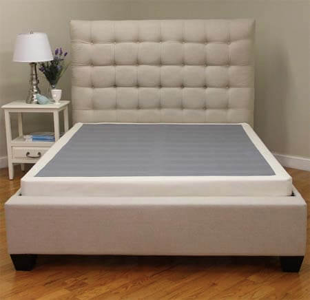 Classic Brands Wooden Box Spring
