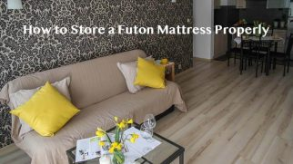 How to Store a Futon Mattress Properly
