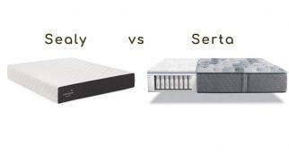 Sealy vs Serta