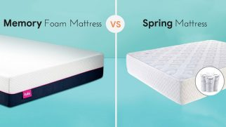 Foam Vs Spring Mattress: A Quick Comparison
