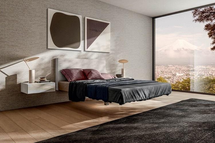 Flutta Bed